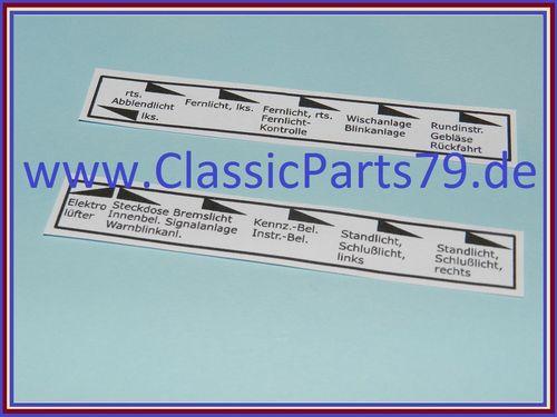 Sicherungskasten Sicherung 10 polig IFA Multicar M24 M25  Barkas B1000